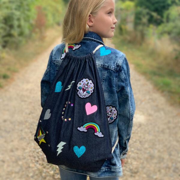 Selfie Craft Co. Embellishment Kit bag Dare to Dream